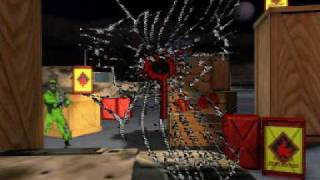 Game Over: Area 51 (PSX)