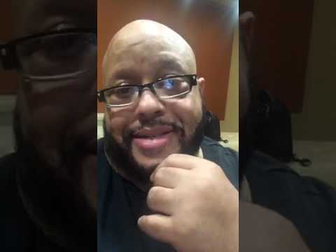 Fred Hammond in the studio to recording remixes for live concerts