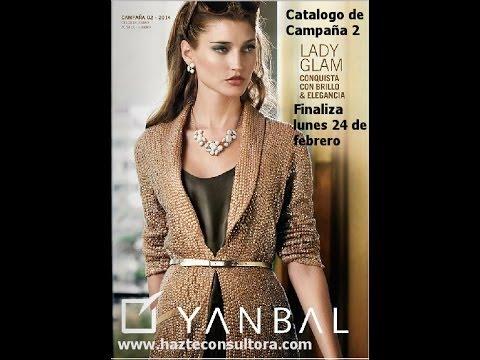 Catalogo de Campaña 2/2014 , Yanbal España