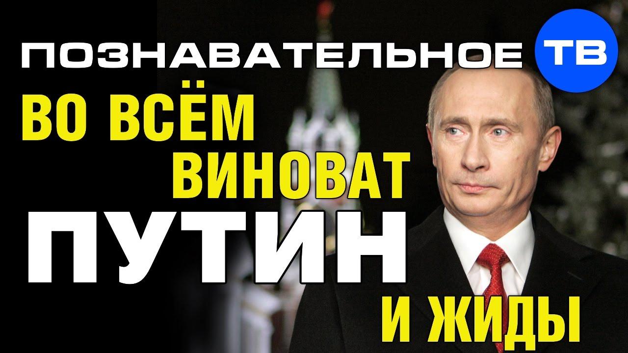 Во всём виноват Путин и жиды! (Познавательное ТВ, Артём Войтенков)