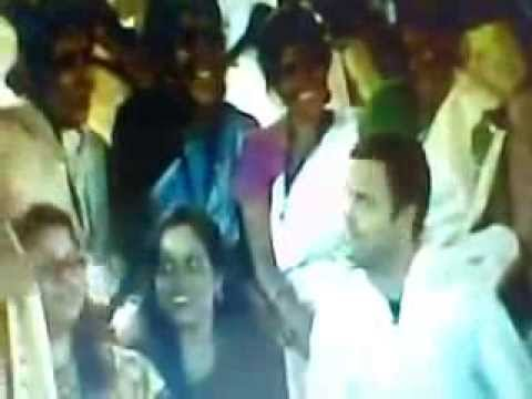 Rahul Gandhi Kissed in Assam - Woman who kissed killed by Husband