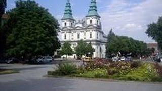 Центр Тернополя.  Что посмотреть.(Тернополь - что посмотреть? Подробности здесь http://gplus.to/VoyageTravelBlog., 2015-06-08T12:33:41.000Z)