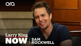 Sam Rockwell on acting, Philip Seymour Hoffman, and playing Hillary