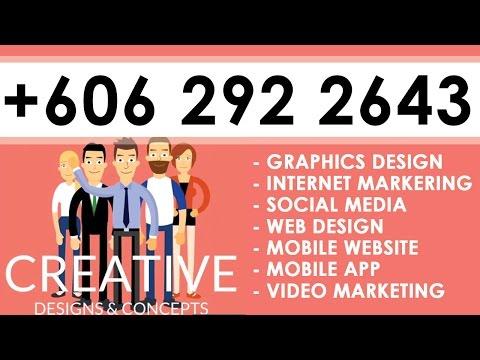 Professional Graphics Designer   Creative Designs Concepts in Melaka   +606-2922643