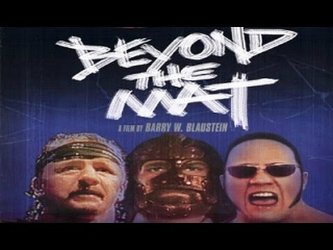Movie Review Beyond The Mat Wrestling Documentary Youtube