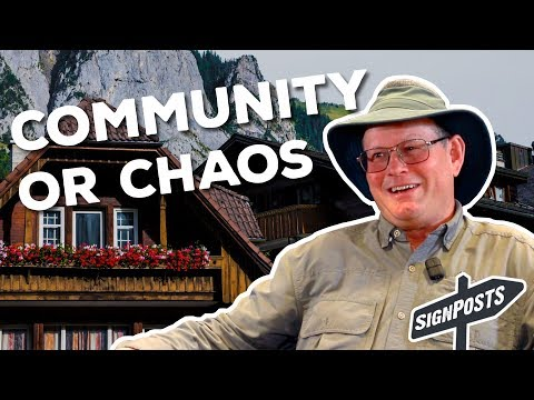 Community or Chaos? - Steve Ray - Signposts