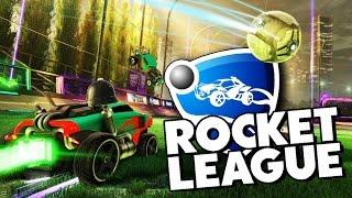 Rocket League - Нереальная схватка! #5