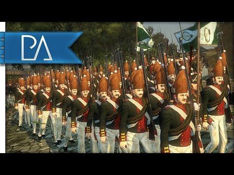 Massacre on Austrian Plains - Napoleonic: Total War 3 Mod Gameplay