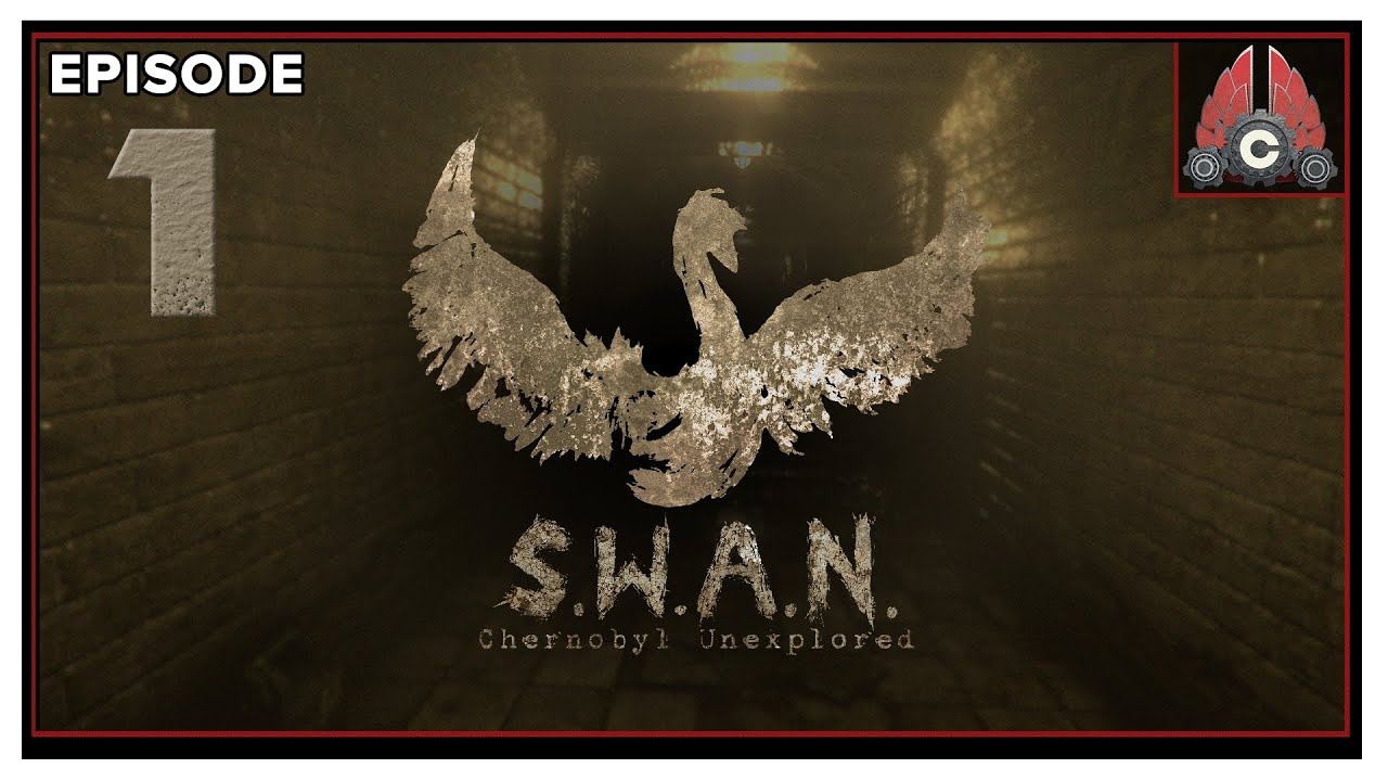 CohhCarnage Plays S.W.A.N.: Chernobyl Unexplored (Complete)