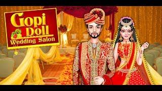 Gopi Doll Wedding Salon - Free Game
