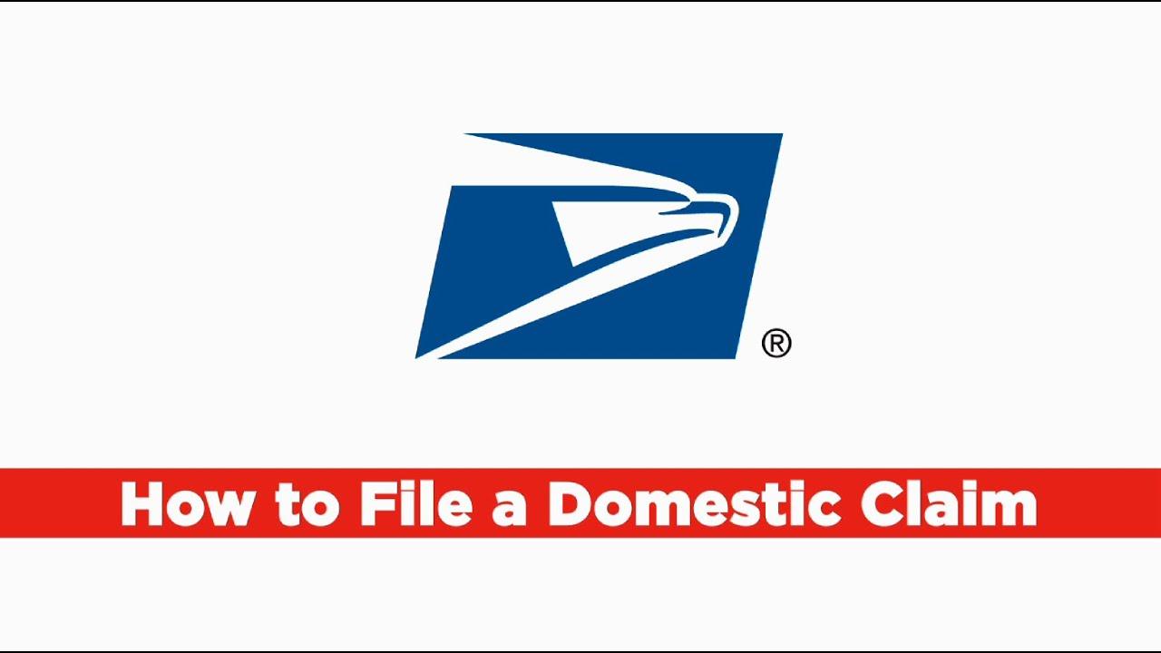 File a Claim   USPS