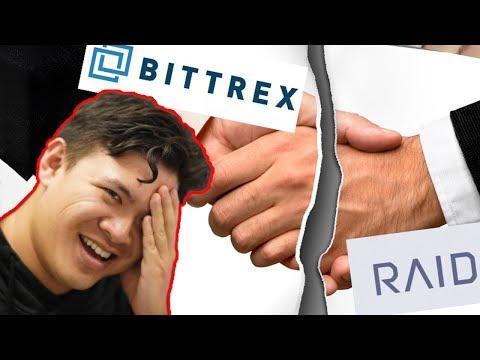 Daily: EPIC FAIL - Bittrex IEO cancelled / Samsung S10 Blockchain Keystore
