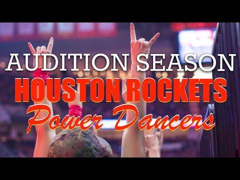AUDITION SEASON | HOUSTON ROCKETS POWER DANCERS | Jaclyn Villaseñor