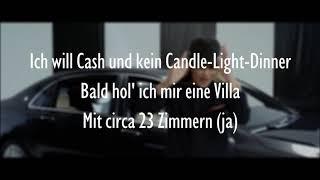 Loredana feat MERO  Kein Plan (HQ Lyrics) (Text)