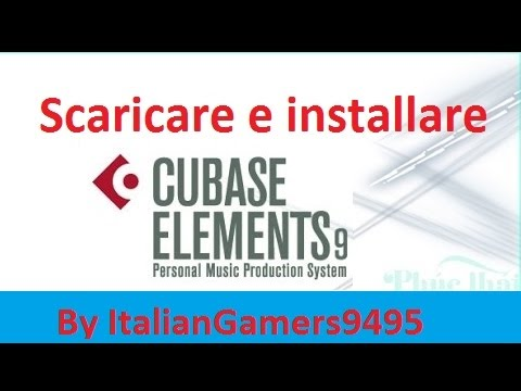 scaricare cubase 5 gratis italiano