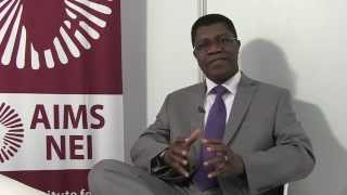 EN-Thierry Zomahoun speaks about the growth of AIMS across Africa