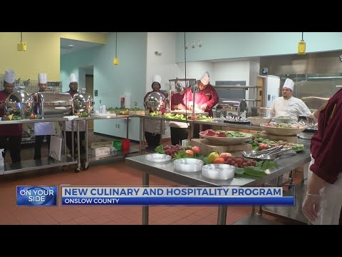 New culinary building adds flavor to Coastal Carolina Community College