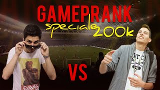 GAMEPRANK! Anima vs Homyatol [SPECIALE 200