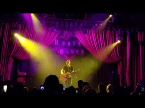 Lie to me  Jny Lang House of Blues 2016