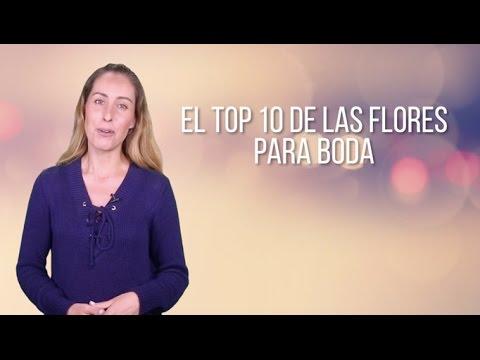 El top 10 de las flores para boda - El Blog De María José