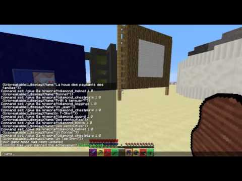 Minecraft les outils incassables youtube - Outil minecraft ...