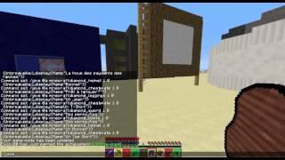Minecraft Les outils incassables