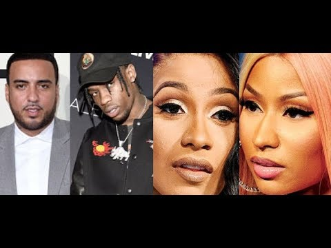 Cardi B Diss Nicki on New Song, Leslie Jones GOES AT Kevin Hart, French Montana COPIES Travis Scott