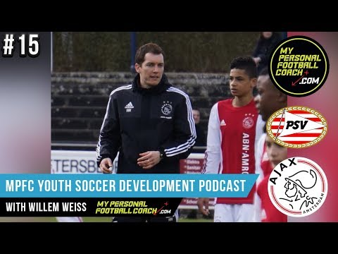 MPFC Youth Soccer Development Podcast Episode 15 Willem Weis