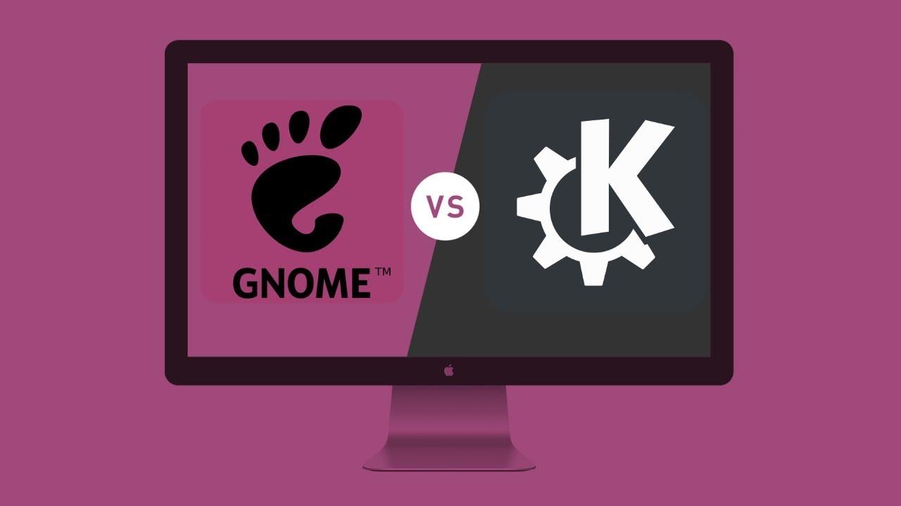 GNOME 3 Vs KDE Plasma | Which is the Best Linux Desktop Environment?