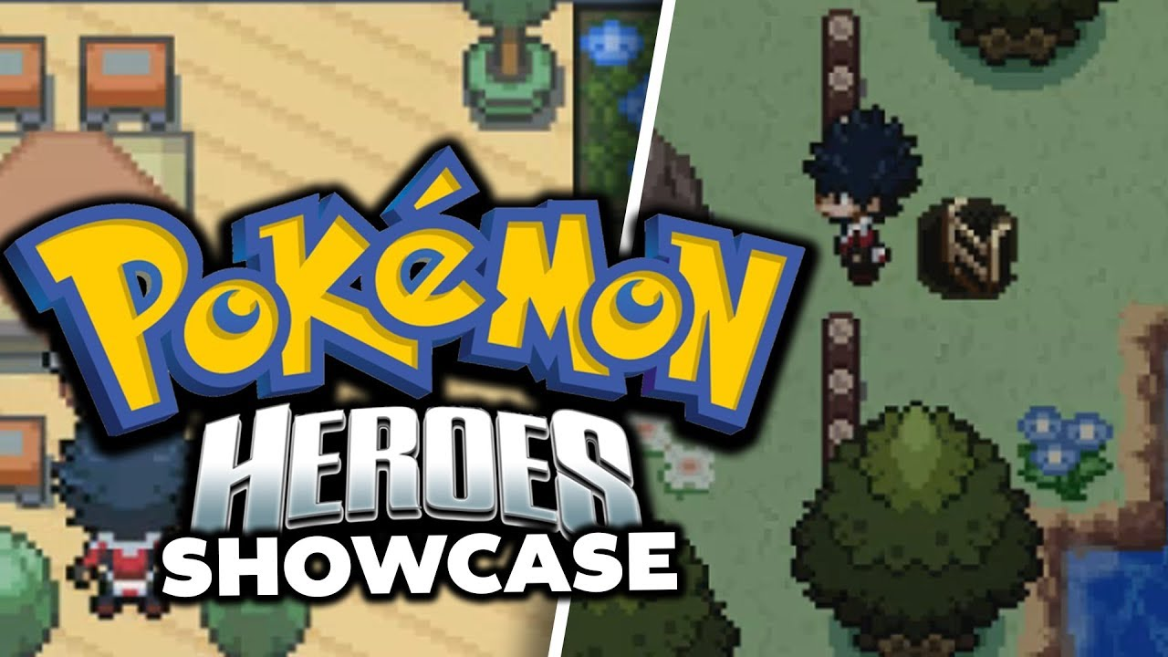 pokemon heroes english rom download