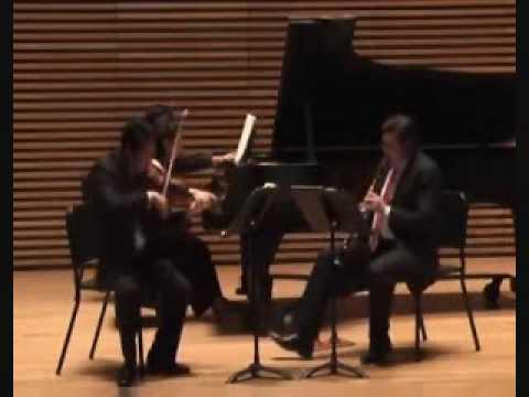 Trio Solari - Khachaturian Trio Mvt 2