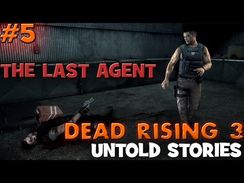 Source Filmmaker Porn and Time Wasting -  - DEAD RISING 3 UNTOLD STORIES THE LAST AGENT Part 5