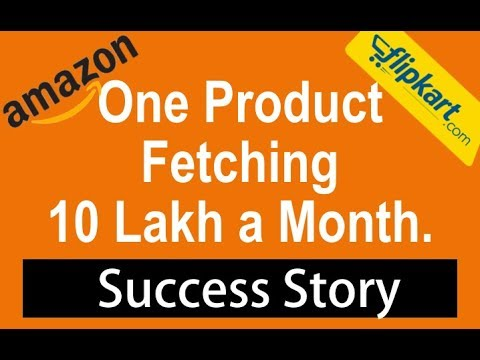 How He Built 10 Lakh Per Month Business From Just One Product- Success Story