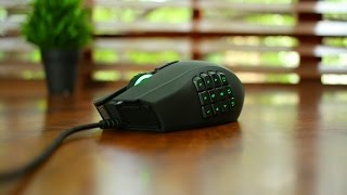 Millions Of Buttons - Razer Naga Chroma
