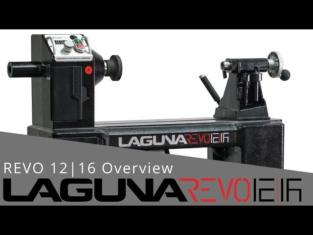 Feature Overview of the REVO 12|16 | Laguna Tools
