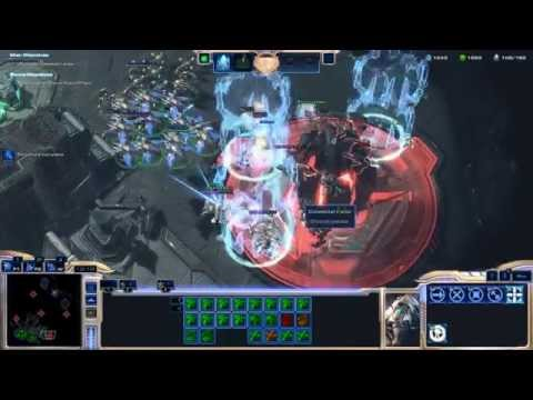 Starcraft 2: Legacy of the Void Campaign 09 - Temple of Unification