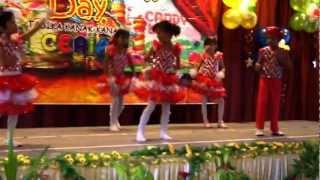 Tadika Kanak-kanak Ceria - K Pop Dance (Roly Poly)
