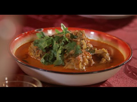 Street Food Traveller || Gule Kacang Hijau Warung Cairo