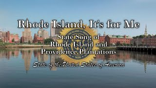 USA State Song: Rhode Island - Rhode Island's It For Me