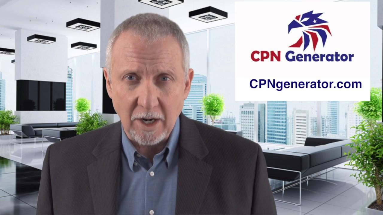 CPN Generator – admin