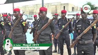 Magal de Touba 2019: « La police déploie 2538 éléments »