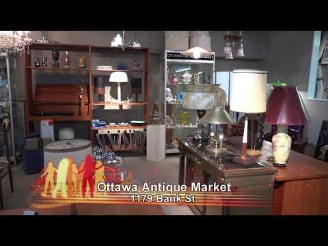 The Ottawa Antique Market 30th Anniversary Event