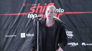 The Shift Gear Challenge -- University of KwaZulu Natal -- Ashleigh Brauteseth