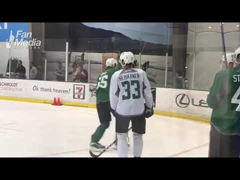 promo code ca276 f6d41 Prospect Profile: Miro Heiskanen - Dallas Stars Fan Video