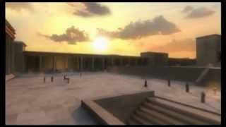 JERUSALEM Future Temple 3D Animation