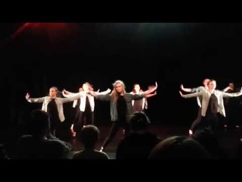 The gateway academy dance show Girls Power Dance