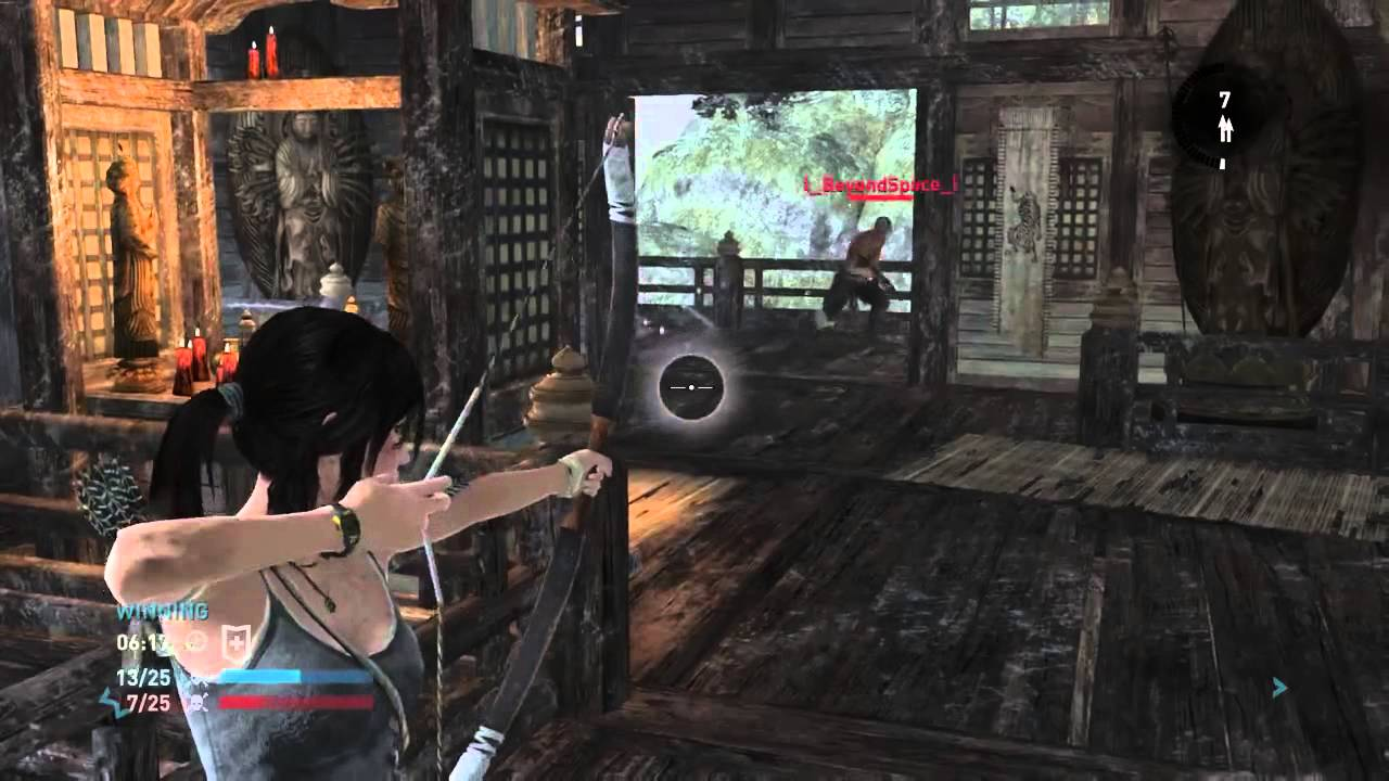 tomb raider definitive edition multiplayer