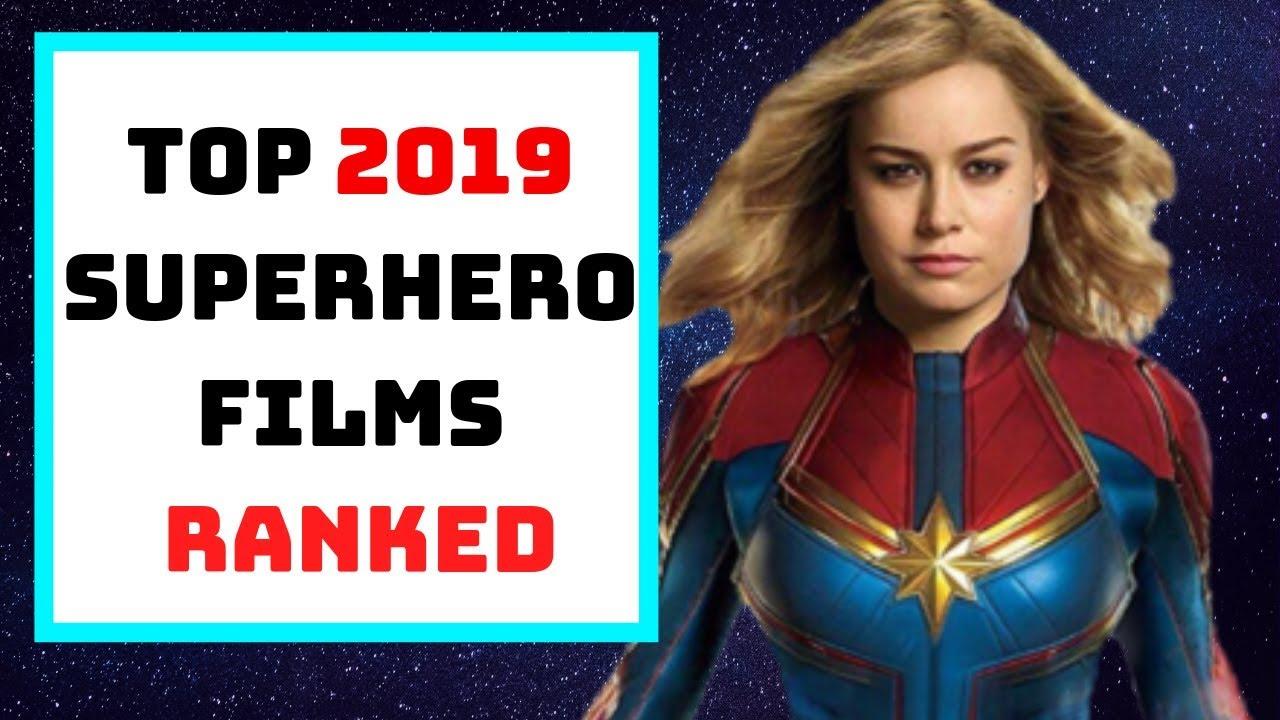 2019 comic book movies