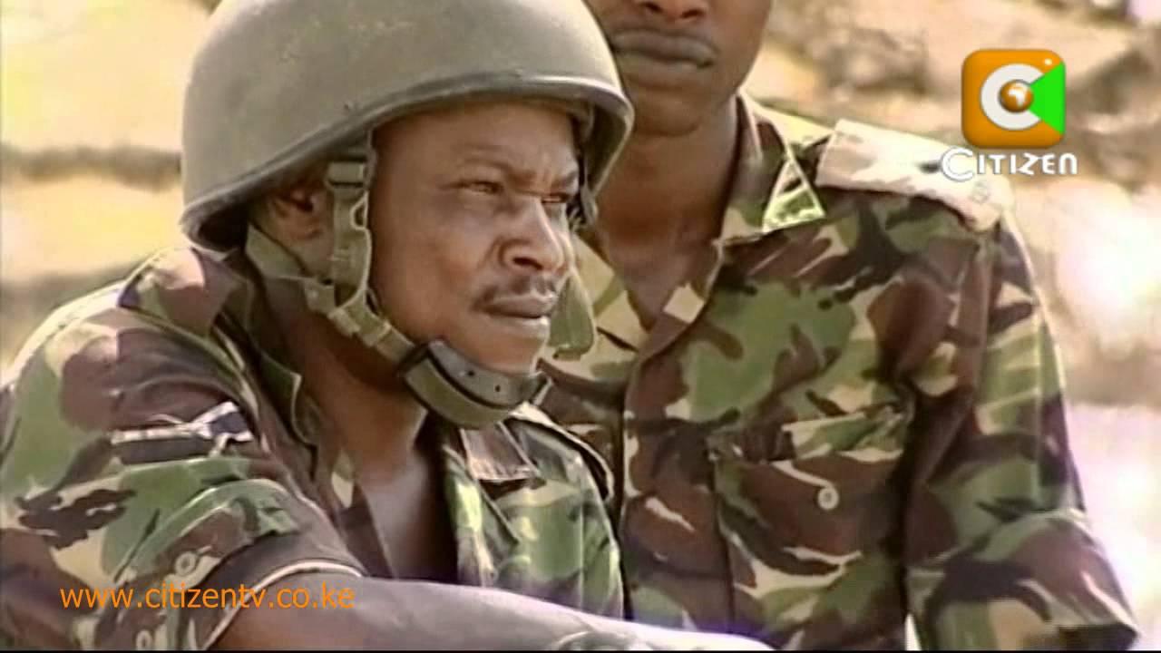 The Kenya Shifta War and Realism