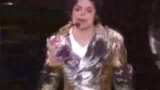 michael jackson in the closet live in auckland